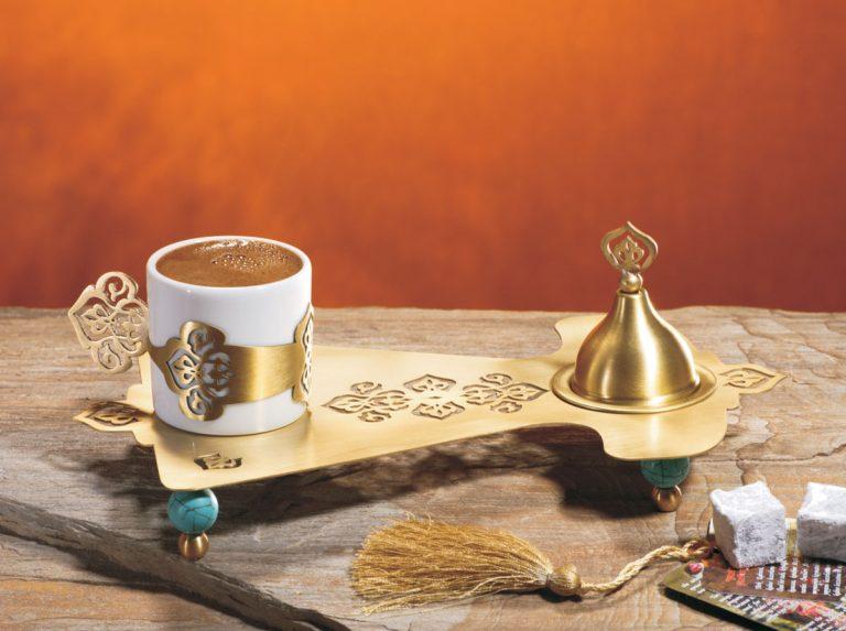 Восточный кофейный набор