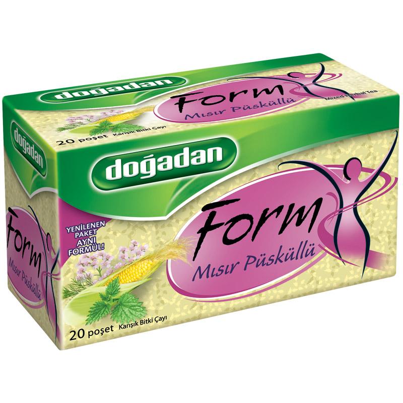 чай Форм кукурузные рыльца