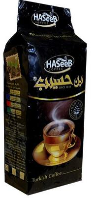 Кофе ХАсиб 30% кардамон