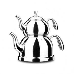 Турецкий двойной чайник Коркмаз