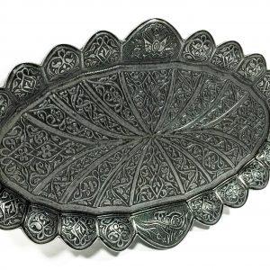 Поднос металлический Турция