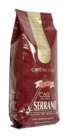 Кофе Серрано зерно 1 кг