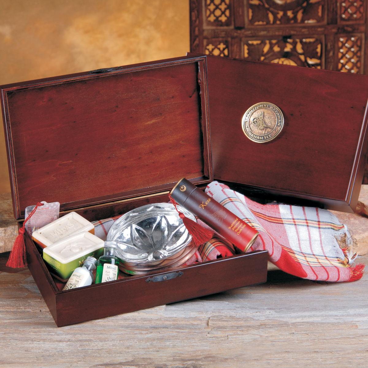 Подарочный хамам набор