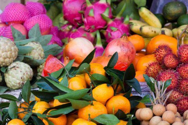 фрукты вьетнам