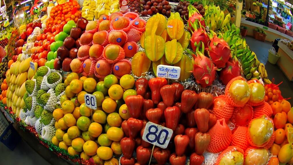 фрукты Таиланд