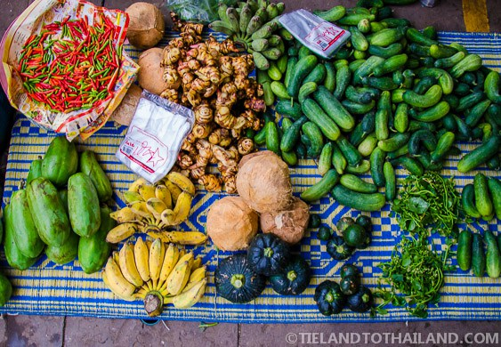 Овощи Таиланд Оптом