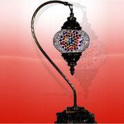 Восточный мозаичный светильник