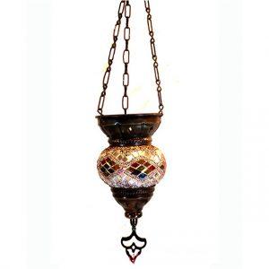 подвесной светильник мозаичный