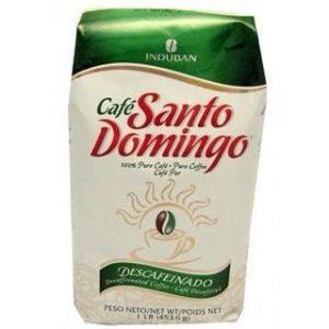 Санто Доминго кофе без кофеина