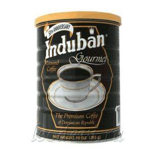 Индубан кофе молотый в банке