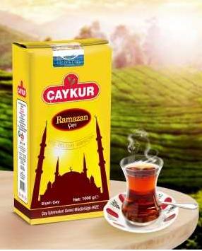 чай черный турецкий Рамазан 1 кг